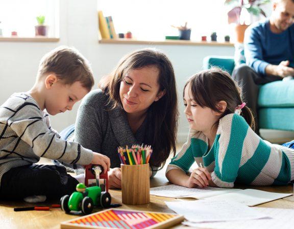 Mendidik Anak Lebih Mandiri